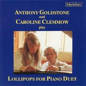 Lollipops for Piano Duet