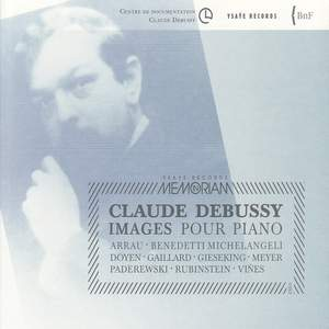 Debussy: Images pour piano - Books 1 & 2
