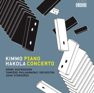 Hakola - Piano Concerto & Sinfonietta