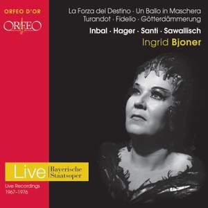 Ingrid Bjoner