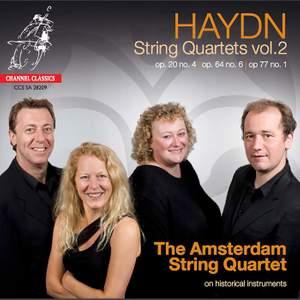 Haydn - String Quartets Volume 2 Product Image