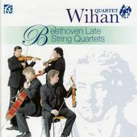 Beethoven - Late String Quartets