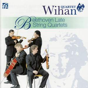 Beethoven - Late String Quartets Product Image