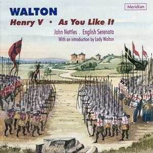 Walton: Henry V and As You Like It