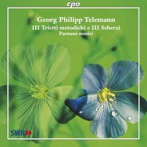 Telemann - III Trietti metodichi e III Scherzi