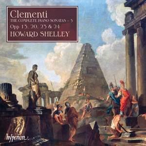 Clementi - Complete Piano Sonatas Volume 3
