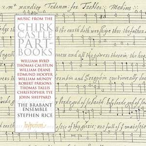 Music from the Chirk Castle Part-Books