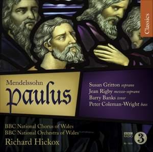 Mendelssohn: Paulus, Op. 36 Product Image
