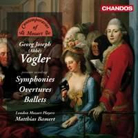 Contemporaries of Mozart - Georg Joseph (Abbé) Vogler