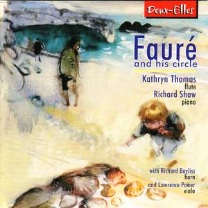 Fauré and His Circle Product Image