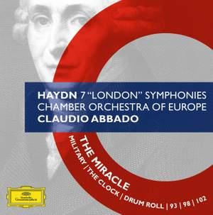 Haydn - 7 London Symphonies Product Image