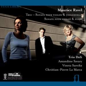 Ravel - Piano Trio Product Image