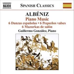 Albéniz: Piano Music, Volume 3 Product Image