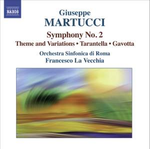 Martucci: Complete Orchestral Music Volume 2 Product Image