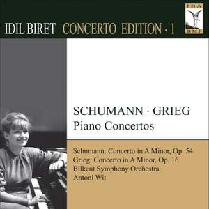 Idil Biret Concerto Edition - Volume 1