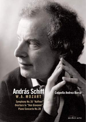 András Schiff and Cappella Andrea Barca