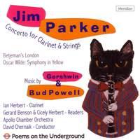 Jim Parker - Clarinet Concerto
