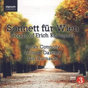 Korngold - Sonnett fur Wien