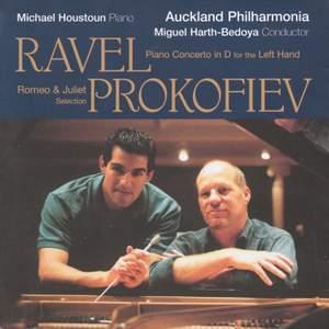 Ravel: Piano Concerto for the left hand & Prokofiev: Romeo & Juliet (excerpts)