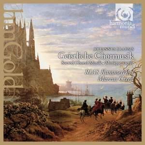 Brahms - Geistliche Chormusik