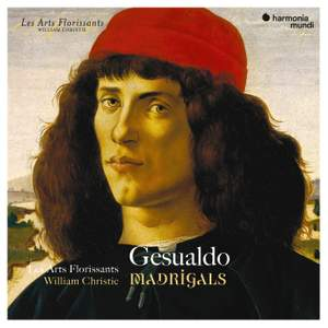 Gesualdo - Madrigals in 5-parts Product Image