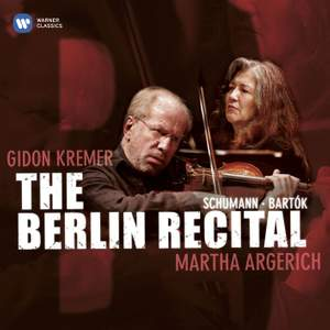 Martha Argerich & Gidon Kremer - Live in Berlin Product Image