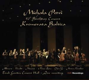 Michala Petri - 50th Birthday Concert Product Image