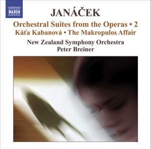 Janácek - Orchestral Suites from the Operas Volume 2