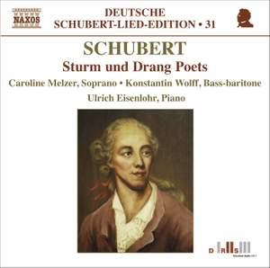 Volume 31- Sturm und Drang Poets