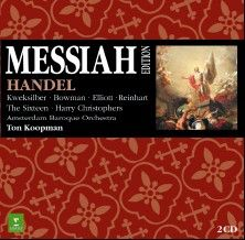 Ton Koopman conducts The Messiah