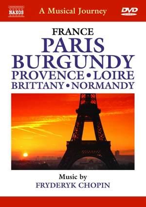France - Paris, Burgundy, Provence, Loire, Brittany & Normandy