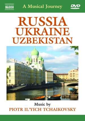 Russia, Ukraine & Uzbekistan Product Image