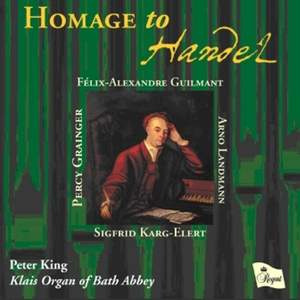 Homage to Handel Product Image