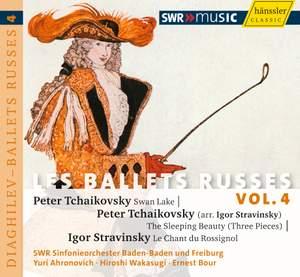Les Ballets Russes Vol. 4