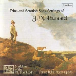 Trios and Scottish Song Settings of J. N. Hummel