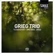 Grieg Trio play Tchaikovsky, Smetana & Grieg