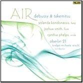 Air - Debussy & Takemitsu