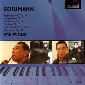 Schumann: Davidsbündlertänze & other piano works