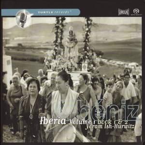 Albéniz - Iberia Volume 1