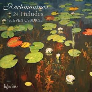 Rachmaninov - 24 Preludes Product Image