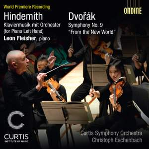 Christoph Eschenbach conducts Hindemith & Dvorák