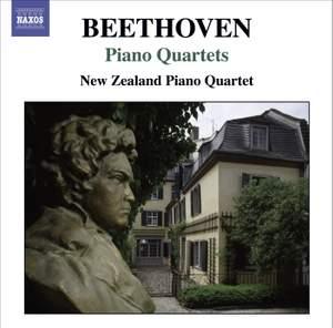 Beethoven: Piano Quartets (3), WoO 36 Product Image