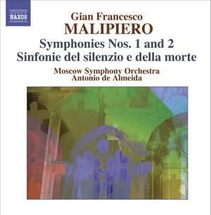 Malipiero - The Symphonies Volume 2