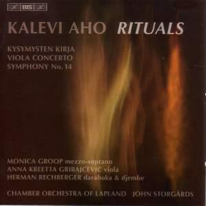 Kalevi Aho - Rituals