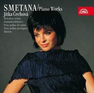 Smetana: Piano Works Volume 4