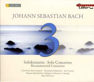 Bach - Solo Concertos & Reconstructed Concertos