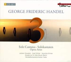 Handel - Solo Cantatas & Arias