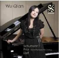 Wu Qian plays Schumann, Prior & Liszt