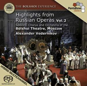 Highlights from Russian Opera - Volume 2