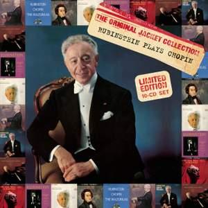 Rubinstein plays Chopin